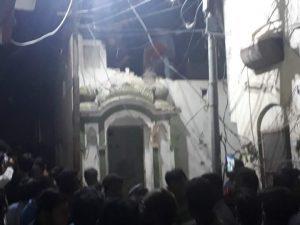 الجماعة الإسلامية الأحمدية تدين بشدة محاولة تدمير مسجد ومنزل تاريخي في سيالكوت في باكستان