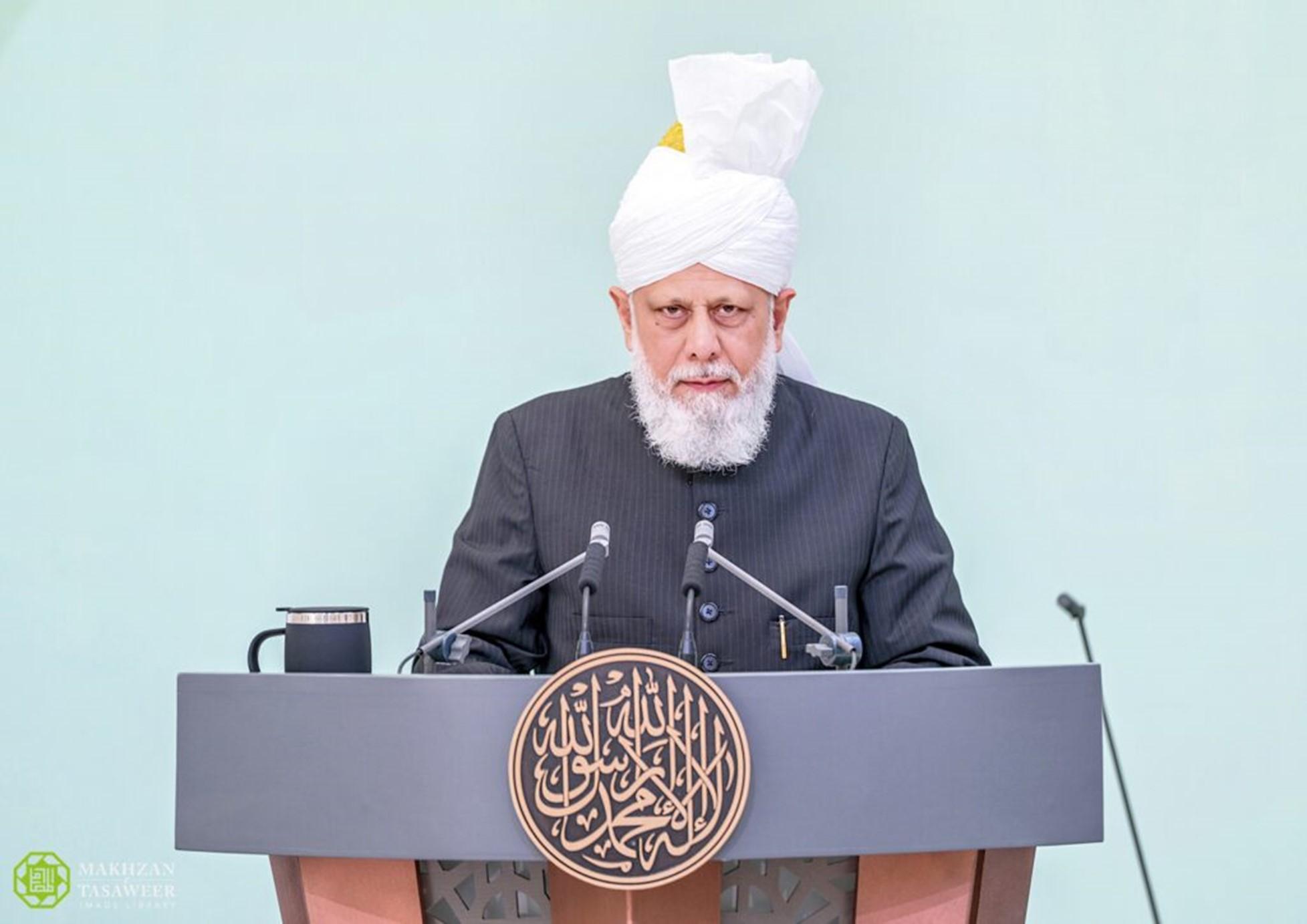 بيان إمام الجماعة الإسلامية الأحمدية العالمية حول التطورات الأخيرة في فرنسا