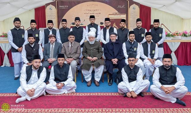 تخرج دفعة جديدة من طلاب الجامعة الأحمدية في ألمانيا